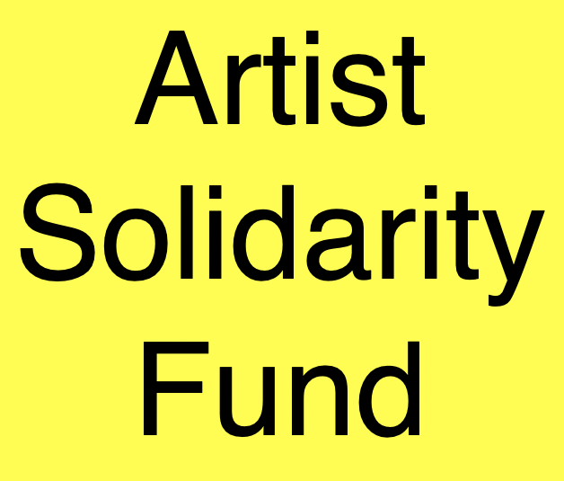 AFH Artist Solidarity Fund