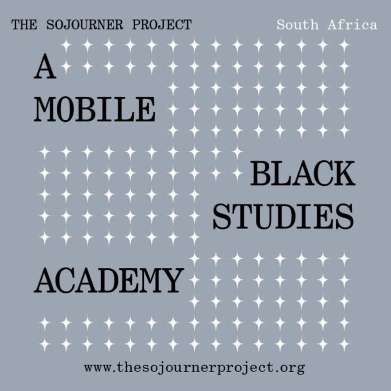 Sojourner Project South Africa