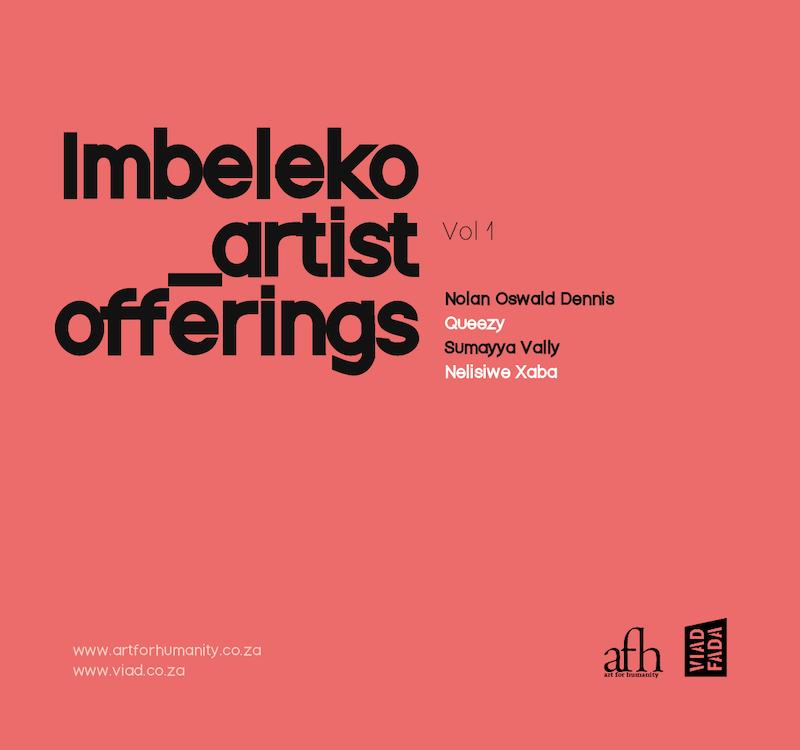 Imbeleko_artist offerings